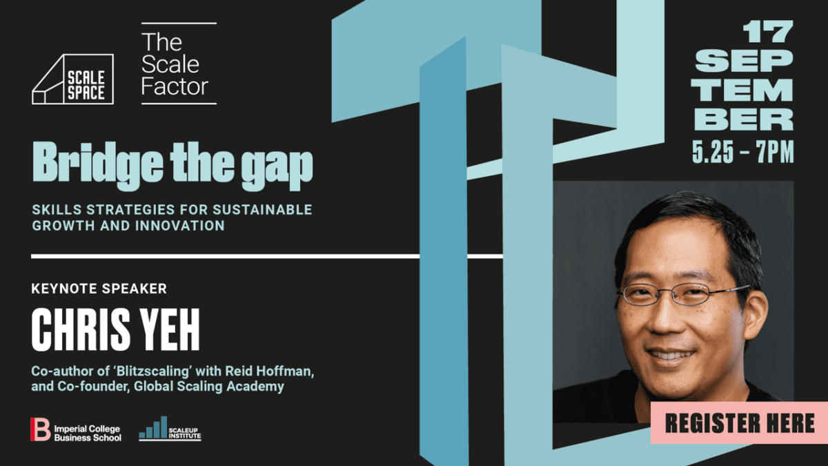 Bridge the Gap: Skills strategies for sustainable growth and innovation