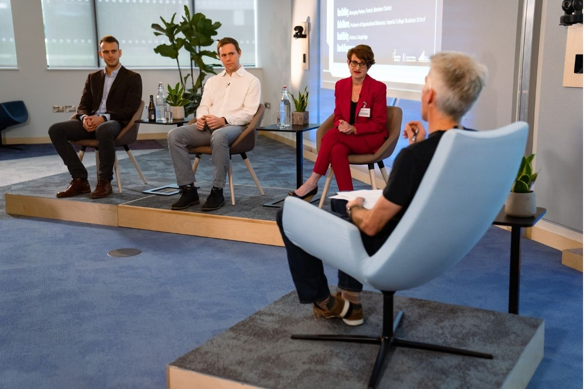 Panel at The Scale Factor on the 24th of July