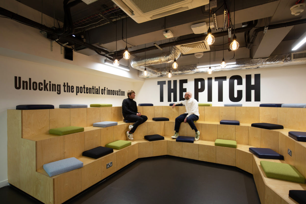 Nottingham – Ideally Located and with the Infrastructure to Boost Spinout and FinTech Success